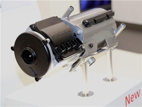 Компания Webasto представила новые модели предпусковых подогревателей