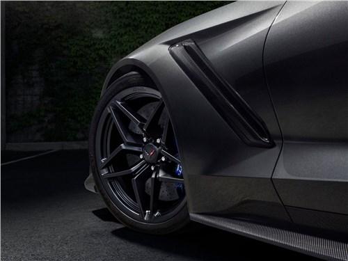Предпросмотр chevrolet corvette zr1 2019 колесо