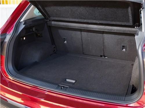 Предпросмотр volkswagen tiguan 2017 багажное отделение
