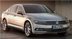 Новый Volkswagen Passat поступил в дилерские центры РФ