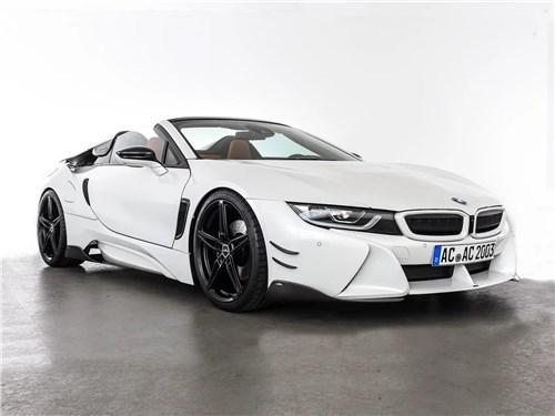 AC Schnitzer | BMW i8 Roadster вид спереди