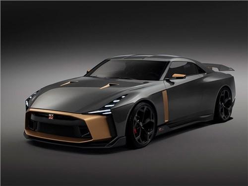 Новость про Nissan GT-R - Nissan GT-R50