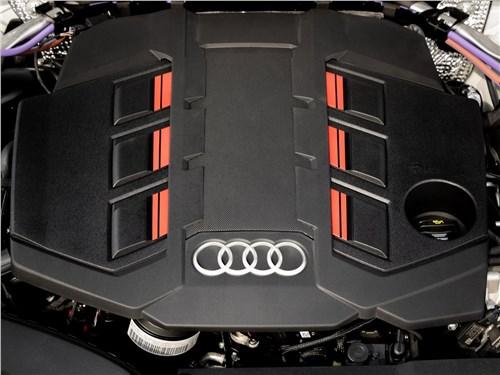 Предпросмотр audi s7 sportback tdi 2020 двигатель