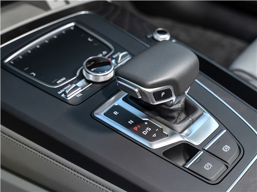 Audi Q5 2017 АКПП