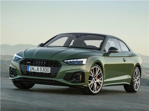Вызывающий зависимость Audi А5 Coupe A5