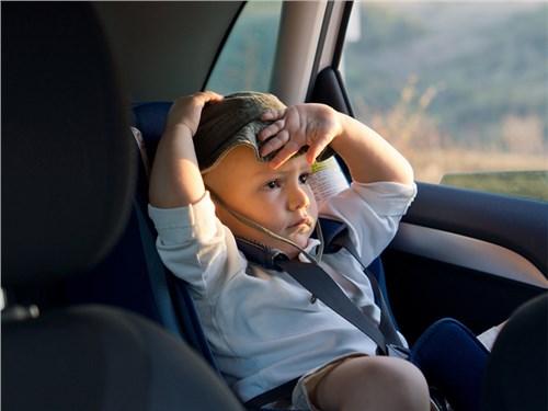 Нарушил ПДД с ребенком в машине- заплатишь больше