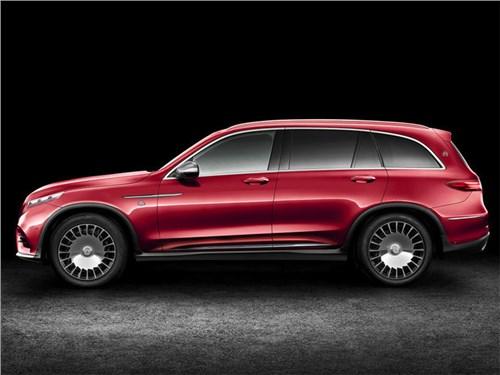 В ноябре будет представлен Mercedes для богатых