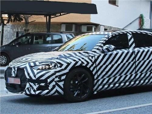 DS начал испытания конкурента BMW пятой серии