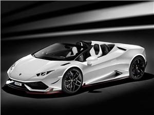RevoZport / Lamborghini Huracan вид спереди
