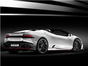 RevoZport / Lamborghini Huracan вид сзади