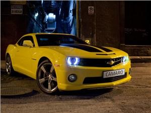 Chevrolet Camaro (купе)
