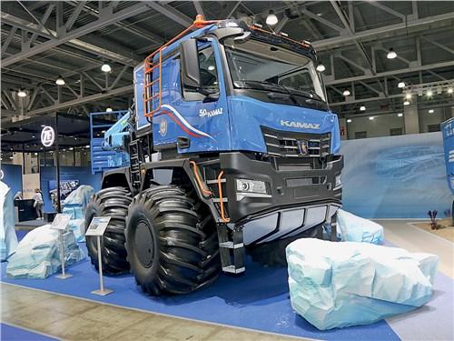 КАМАЗ-6355 8х8 («КАМАЗ-Арктика»)