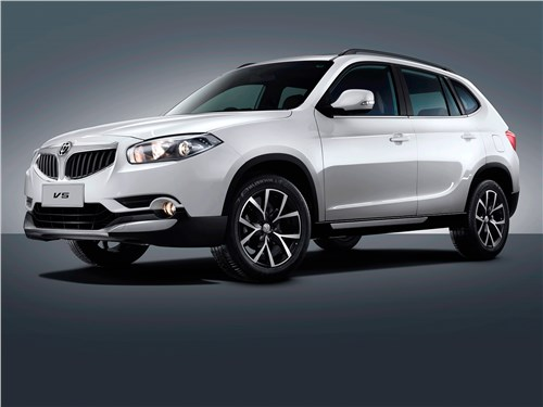Brilliance V5 <br />(универсал 5-дв.)