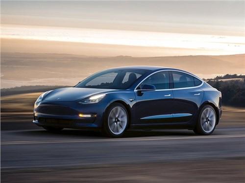 Tesla разрешили собирать электрокары в Китае