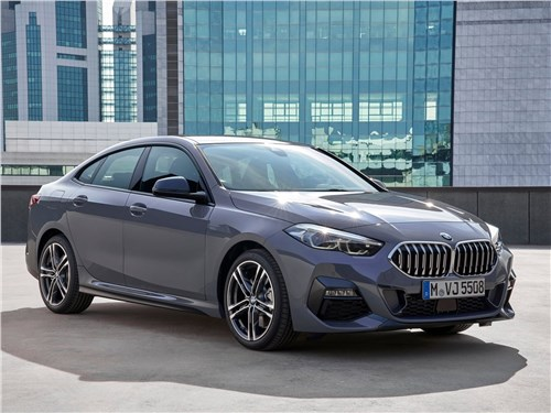 BMW 2 Series Gran Coupe (седан 4-дв.)