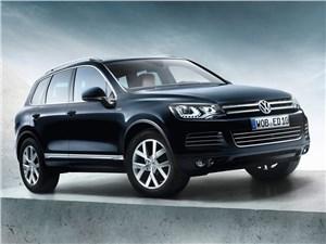 Юбилейная версия Volkswagen Touareg Edition X доступна для заказа в РФ