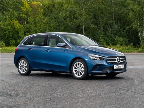 Mercedes-Benz B-Class - можно ли признать mercedes-benz b-class 2019 истинным представителем своего бренда?