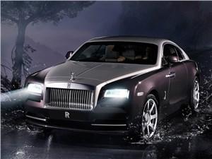 Фастбэк Rolls-Royce Wraith – теперь и в России