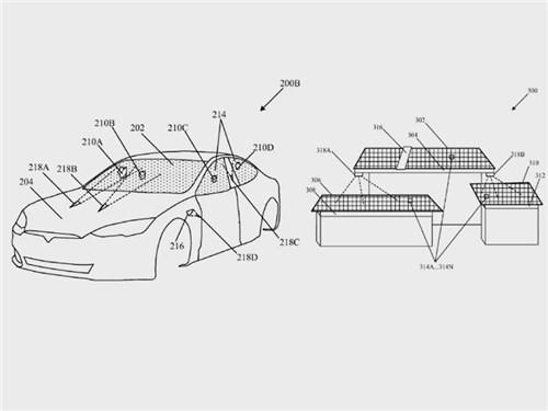 Tesla предложила заменить дворники лазерами