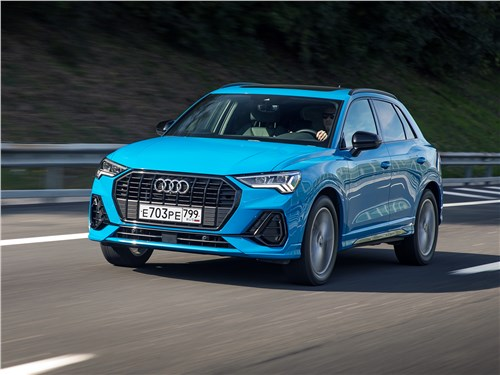 Audi Q3 - audi q3 2019 почему audi q3 ни разу не женский автомобиль