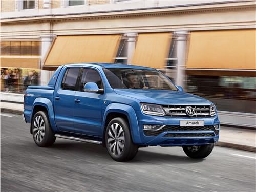 Volkswagen Amarok 2019 Главный по новациям