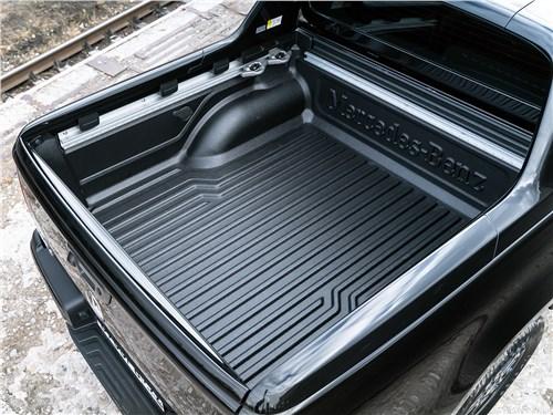 Mercedes-Benz X-Class X 350 d 4Matic AT7 2018 багажное отделение