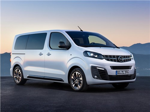 Opel Zafira (минивэн)