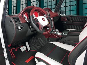 Mansory / Mercedes-Benz G 500 Cabriolet