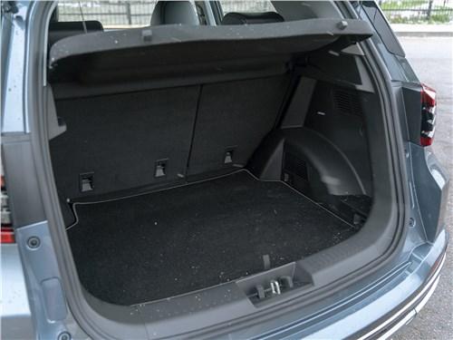 Chery Tiggo 4 2020 багажное отделение