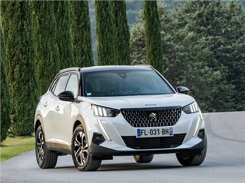 Peugeot привезет в Россию новый 2008