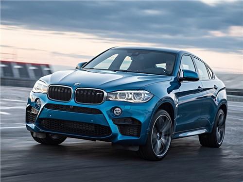 BMW отзывает 19 тысяч кроссоверов X6