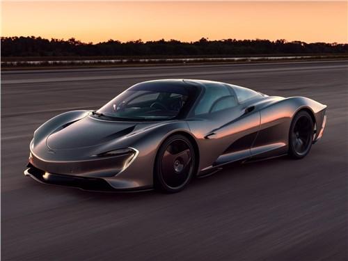 McLaren определился с датой выхода нового электрокара