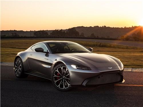 Aston Martin Vantage (купе)