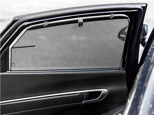 Hyundai Sonata 2020 солнцезащитные шторки