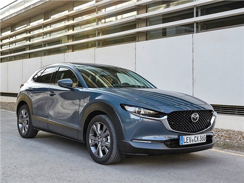 Новость про Mazda CX-30 - Mazda CX-30 2020
