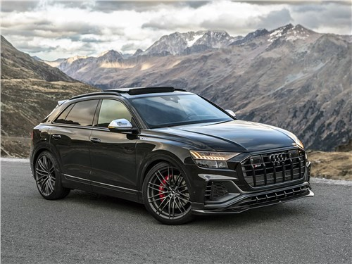ABT Sportsline | Audi SQ8 вид спереди