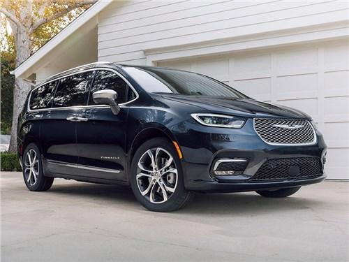 Новость про Chrysler Pacifica - Chrysler Pacifica 2021