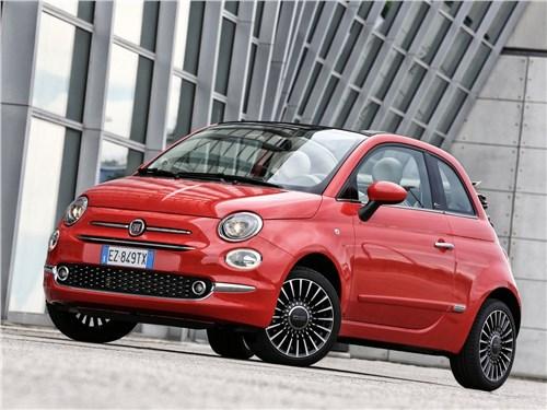Fiat 500 <br />(хэтчбек 3-дв.)