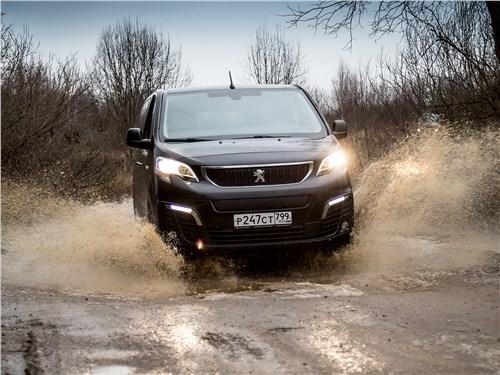 Peugeot Traveller 2018 И все четыре колеса