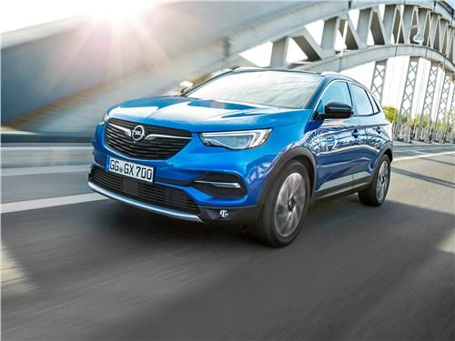 Opel Grandland X - opel grandland x 2018 чья кровь сильнее