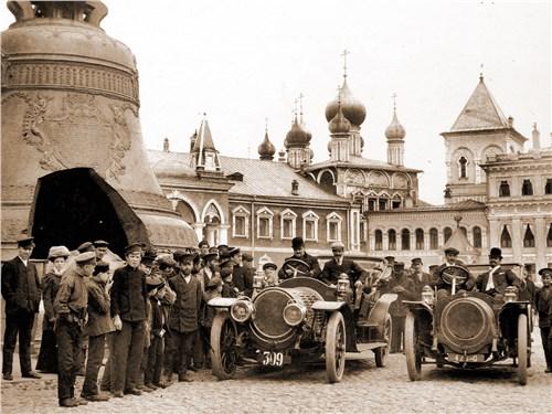 Первый, русский, автомобильный!