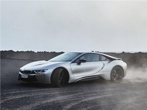 Новость про BMW i8 - BMW i8 Coupe 2019