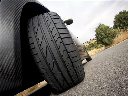 Автомобильные шины - убийцы экологии. Отказываемся!