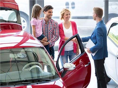 Минпромторг предложил разрешить тратить маткапитал на покупку автомобилей