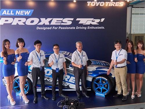 Новинка российского рынка – Toyo Proxes TR1