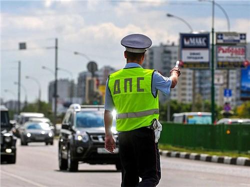 Водителей будут наказывать за нарушение карантина