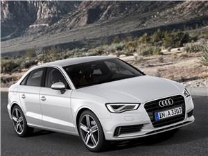 Audi A3 Sedan будет выпускаться в Венгрии в режиме полного цикла