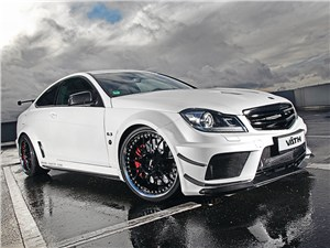 Vaeth / Mercedes-Benz C 63 AMG Coupe Black Series
