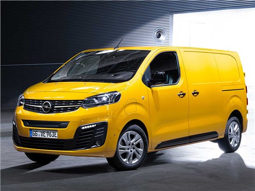Новость про Opel - Opel Vivaro-e 2020