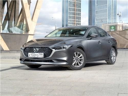 Mazda 3 - mazda 3 2019 жесткий драйв или поэзия с каллиграфией?
